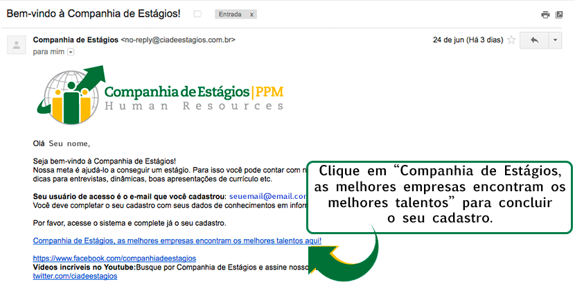 email-perfil-usuario-cia-de-estagios